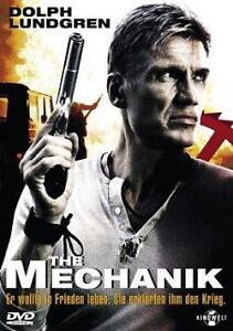 The Mechanik  (Dolph Lundgren)  FSK 18 DVD NEU