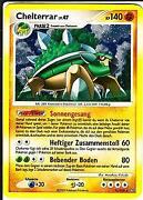 Pokemon Karten Chelterrar