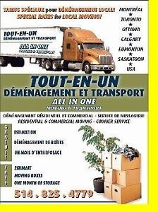 Moving Best Price  Toronto to Montreal we also ship cars
