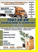 Best price Toronto to Montreal we also ship cars