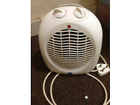 Prem-I-Air 2000W Upright Electric Fan Heater Model Number EH0152 with safety tip over