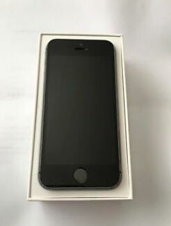 Black IPhone 5s 32GB Armidale City Preview