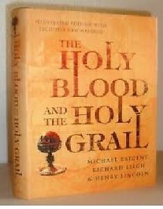 The Holy Blood and the Holy Grail reg $45 cover price