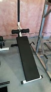 Sit Up Bench Kijiji In Edmonton Buy Sell Save With