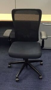 Pre-owned Haworth Zody Task Chairs in Excellent Condition