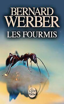 Les fourmis (le livre de poche) de werber | livre | état bon