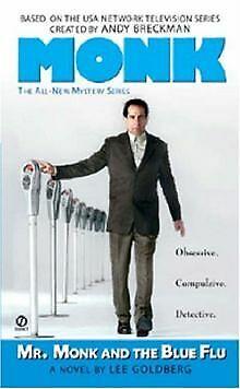 Mr. Monk and the Blue Flu von Goldberg, Lee | Buch | Zustand sehr gut