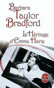 L'héritage d'Emma Harte von Barbara Taylor Bradford | Buch | Zustand gut (Barbara Taylor Bradford Harte)