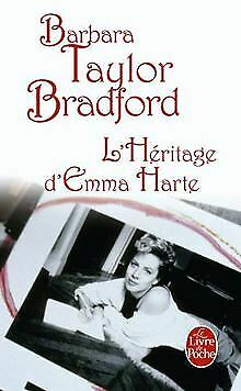 L'héritage d'Emma Harte von Barbara Taylor Bradford | Buch | Zustand akzeptabel (Barbara Taylor Bradford Harte)