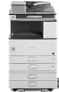 Used Copier B/W Ricoh Aficio MP 2852 SPF Lease from only $45