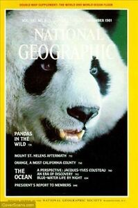National Geographic 1981
