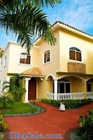House Fully Furnished for Rent Punta Cana Dominican Republic