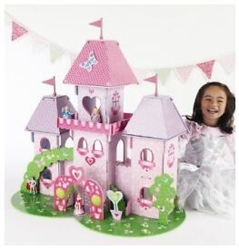 ELC Wooden Fairy Princess Wonderland Castle - Perfect condition - rarely used