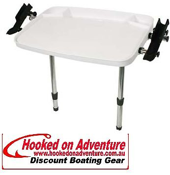 Large Bait Board - With 2 x Rod Holders AXIS QUALITY