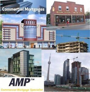 Commercial Funding/Mortgages- LOW INTEREST RATE!