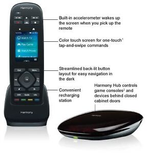 LOGITECH HARMONY ONE REMOTE TRADE FOR LAPTOP