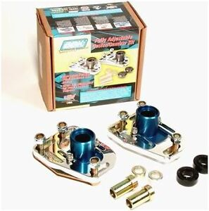 Adjustable Caster/Camber Plate Package Mustang 1979-93 (2525)