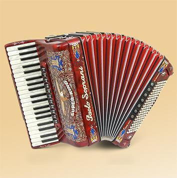 Piano lessons, guitar lessons, flute lessons, accordion lessons,