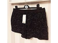 Brand new with tags MANGO shorts