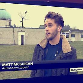 Experienced Maths & Physics Tutoring | PhD | As Seen on ITV