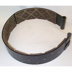 Skidder/Muskeg  Brake/Clutch Bands Rebuilt