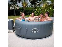 Lazy spa palm springs hydrojets