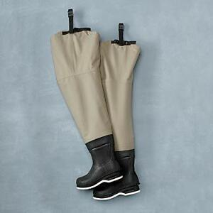 Orvis Endura Bootfoot Hip Waders - L/XL - 11