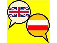 Your English my Polish