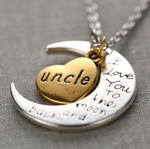 I love you to the moon and back necklaces. Windsor Region Ontario image 8