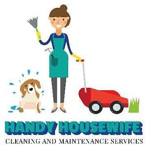 Handy Housewife Cleaning and Maintenance Services Carrara Gold Coast City Preview