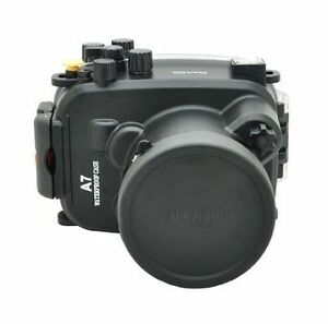 Meikon Waterproof Housing Case 40M 130ft For Sony A7 A7R A7S 28-7 Artarmon Willoughby Area Preview