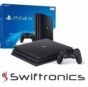 Brand New Sony PlayStation 4 Pro 1TB Console - 4K Gaming PS4