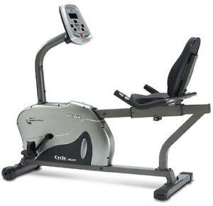 Recumbent Exercise Bike Proteus PEC-4988 Mount Hawthorn Vincent Area Preview