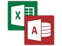 Microsoft Access & Excel