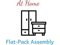 At Home Flat-Pack Furniture Assembly