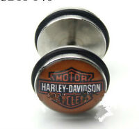 Boucles d'oreilles Harley : 10$ ou Bracelet: 12$