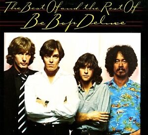 BE BOP DELUXE 2 vinyl album set BEST OF (1970s classic rock)