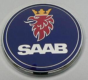 SAAB 9-5 9-3 Front Hood  Emblem / Badge kit NEW! or Rear Trunk