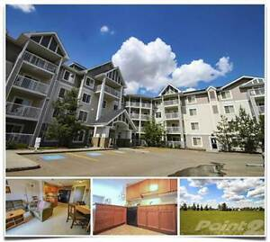 Condos for Sale in Larkspur, Edmonton, Alberta $154,900