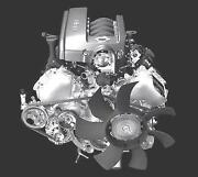 Nissan Titan Engine