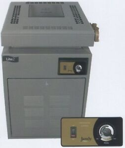 Jandy Lite 2 outdoor natural gas Pool heater
