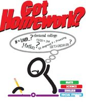 We complete homework in any subject!