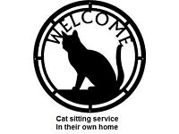 The Cat Nanny (cat sitter)