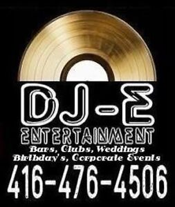 Toronto's Best DJ For Hire, We Cater To You, Anytime, Anywhere!