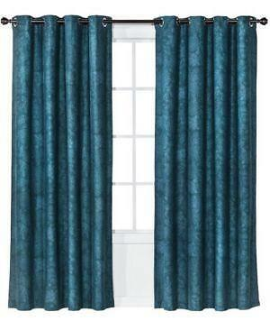 Blue Toile Curtains Ebay