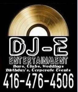 Toronto's Best DJ For Hire, We Cater To You! Anytime, Anywhere!