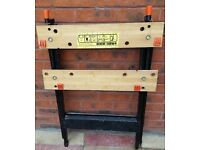 NOW REDUCED TO £10 Black & Decker workmate