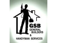GSB General Builders & Handyman Services. One Call Does It All, No Job Too Big Or Small