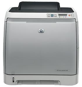 HP Color 2605DN network printer