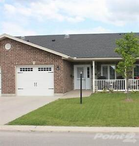 Homes for Sale in Riverview Meadows, Exeter, Ontario $219,900